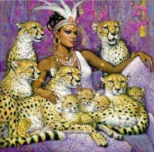 Nubian Queen | Nubian Queen