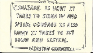 courage, grow up, hope, life, proverb, quote, quotes, truth, wisdom ...