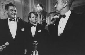 Harold E Hughes Robert F Kennedy Eugene J Mccarthy