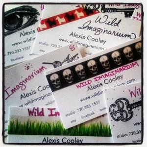 Creating a name for myself...New post at www.wildimaginarium.com! # ...