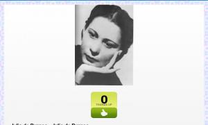 Julia De Burgos Poems - screenshot