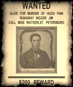 Racism In Mark Twain's Huckleberry Finn