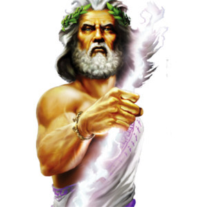 And Zeus is still watching!