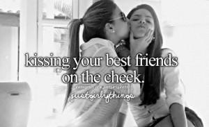 Bestfriends Boo Cheek Kisses H Favimcom