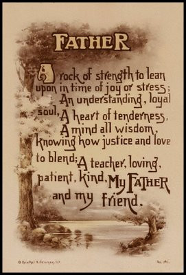 Fathers Day Poems – Greatest Gift Ever