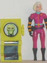 Captain Planet Alert. He's headed this...