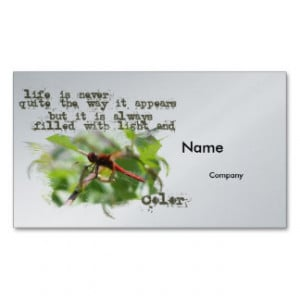Dragonfly Sayings Gifts