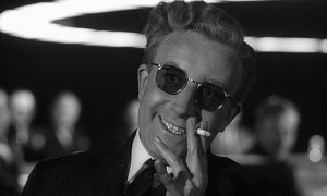 ... Dr. Strangelove, Or: How I Learned To Stop Worrying And Love The Bomb