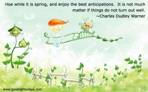 Spring pictures with quotes, spring images, scraps for orkut, spring ...