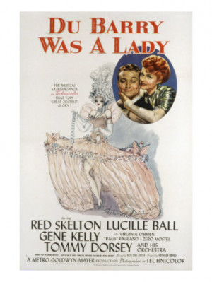 Funny movie quotes from DuBarry was a Lady co-starring Red Skelton and ...