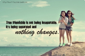 True friends support each other through anything, even if those things ...