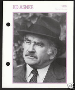 Ed Asner Biography
