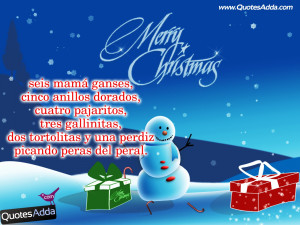 Christmas Wallpapers in Spanish Language, Spanish Christmas Wallpapers ...