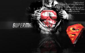 Superman Wallpaper by Unique2892