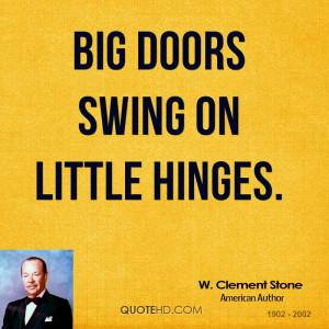 Swing Big Quotes Quotesgram