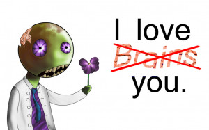 Zombie Love Selene Deviantart