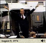 Richard Nixon Resignation Speech To White House Staff