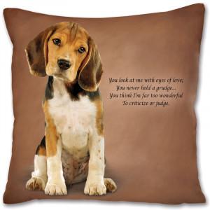 Beagle Poetic Portraits - Eyes of Love