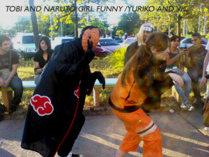 funny tobi an girl naruto by Blancaliliam