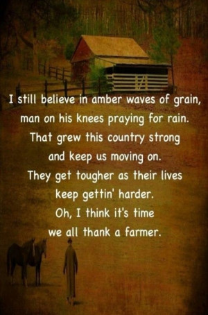 man on his knees praying for rain... country strong... get tougher as ...