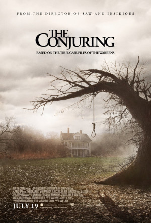 Poster of Warner Bros. Pictures' The Conjuring (2013)