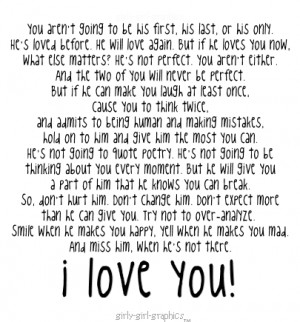 Funny I Love You Sayings For Him (2)