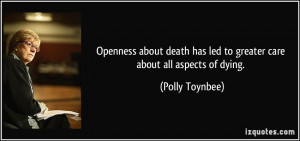 More Polly Toynbee Quotes