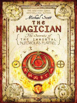 The Magician (Book Two, The Secrets of the Immortal Nicholas Flamel)
