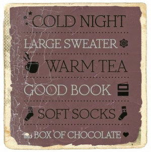 Cute winter quotes for Instagram bios!