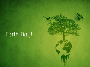 Download Earth Day PowerPoint Cover Slide 1 Free Download Earth Day ...