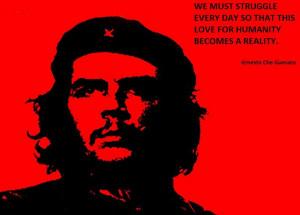 """Ernesto """"Che"""" Guevara Quotes"""