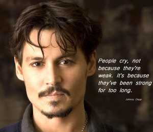 Johnny Depp Quotes HD Wallpaper 13