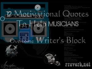 Inspirational Music Quotes By Musicians Motivational quotes or