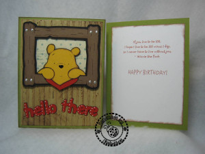 hello there1 Winnie The Pooh Birthday Quotes