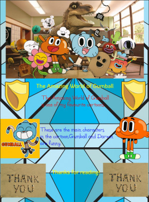 Go Back > Pix For > Amazing World Of Gumball Funny Quotes