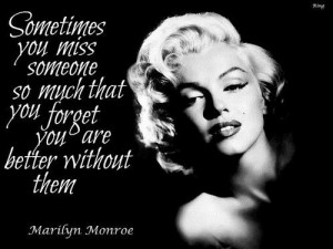 Marilyn Monroe Famous Sayings and Quotes