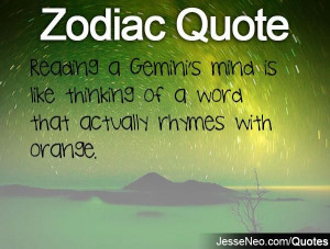 quotes about being a gemini hilarious and very true