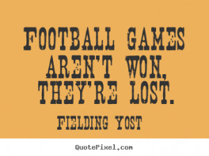 football game quotes life in Time Sports and Collectibles