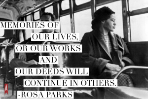 Rosa Parks Birthday Inspiring Quotes from Rosa Parks
