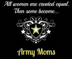 army mom who also was in the army