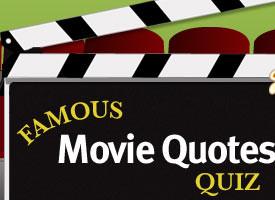 Famous Movie Quotes Quiz. QuotesGram