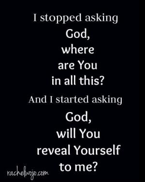 14 Bible Verses For When I Can't Understand God's Plan - RachelWojo ...