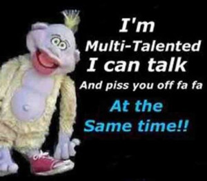 Im multi talented