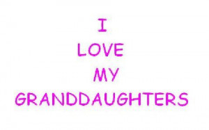 Love my Granddaughters
