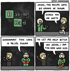 Know anyone who's a Heisenberg die-hard fan? Share these jokes with ...