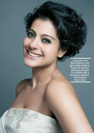 Kajol Filmfare Photo Shoot - Photos