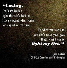 Northwestern Wrestler, Jake Herbert: Losing More