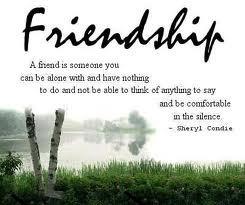 last but i hope i m still your good friend