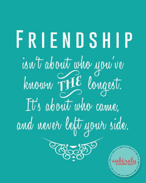 this FREE Friendship printable. The perfect gift for my girlfriends ...