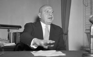 Harry Anslinger, everyone's favorite racist civil servant.